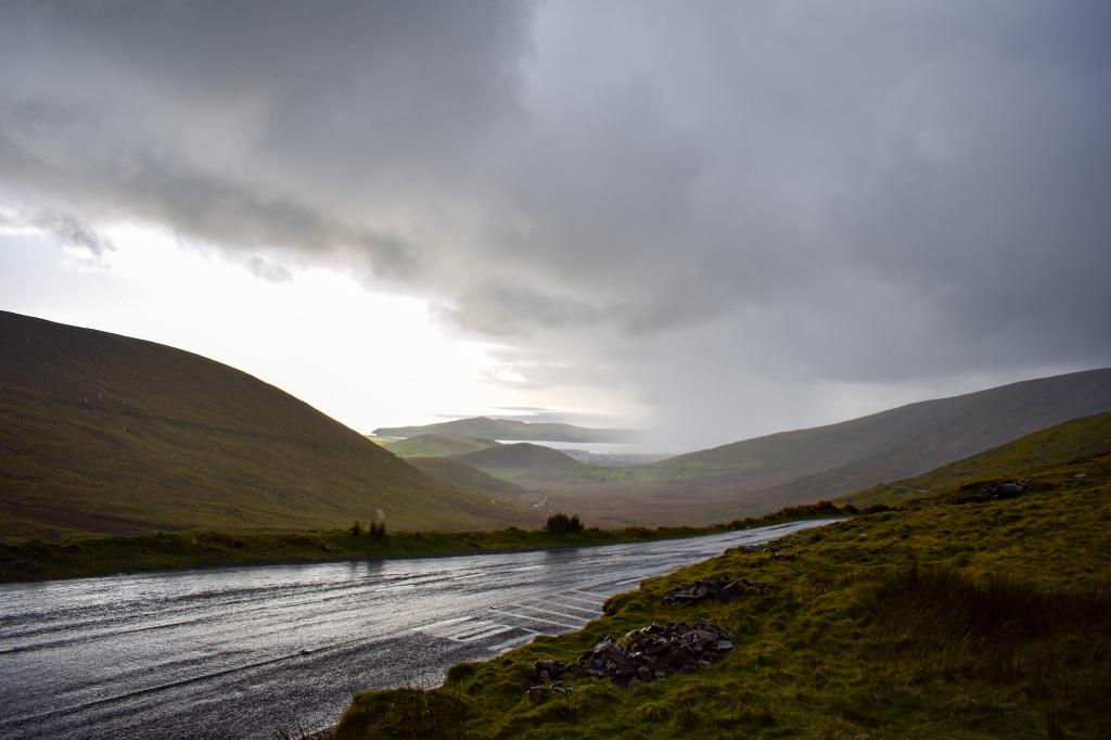 Ireland, 4 must try Irish road trips, Conor Pass