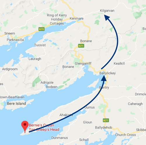 4 Must Do Irish Road Trips