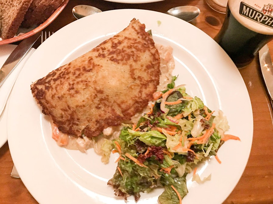 Irish Boxty - 10 Must Try Foods in Ireland