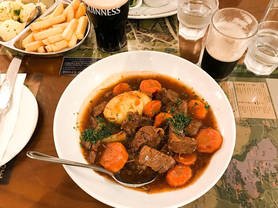 Irish stew - 10 Must Try Foods in Ireland