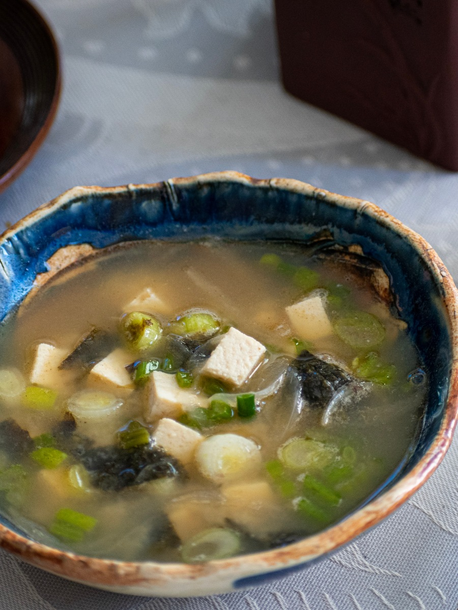 Miso Soup - The Playful Palate
