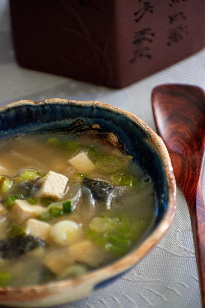 Miso Soup - The Playful Palate