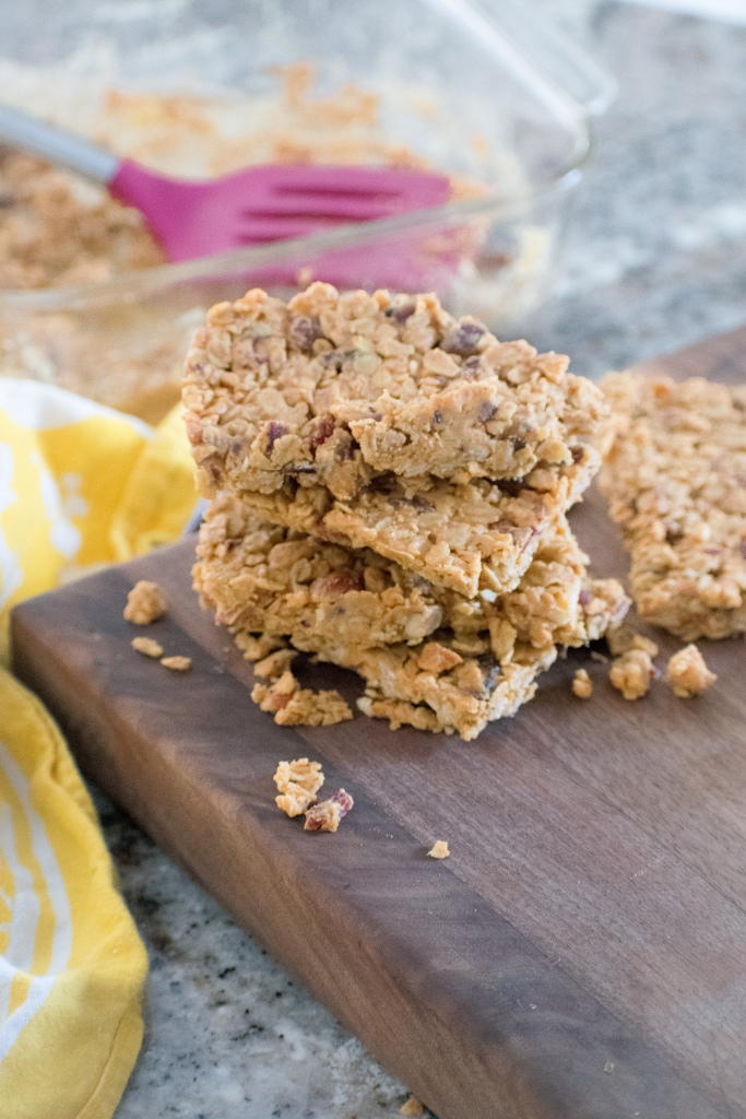 Healthy Oat Bars
