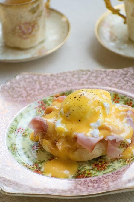 Bob's Eggs Benedict